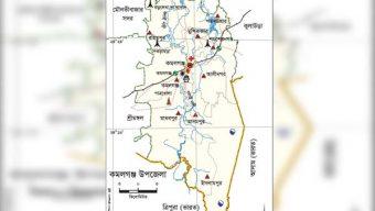 কমলগঞ্জে জুয়েল হত্যা: তিন আসামি কারাগারে
