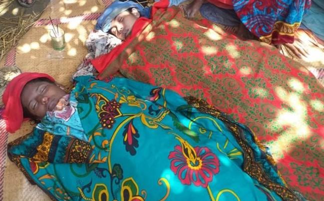 শাল্লার হাওরে নৌকা ডুবিতে দুই বোনের লাশ উদ্ধার